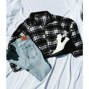 Jackets & Blazers - 🆕️Pumpkin Patch Collection// Plaid Jacket